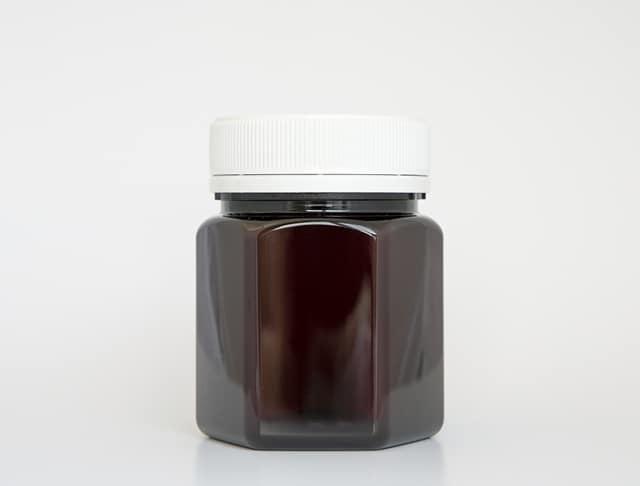 Hex Honey Jar